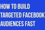 How To Scrape Facebook For Thousands Of Real Emails & Build Targeted Audiences