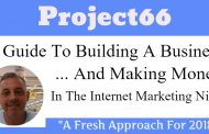Project66 Outline: Goals and Strategies For Building An Online Business
