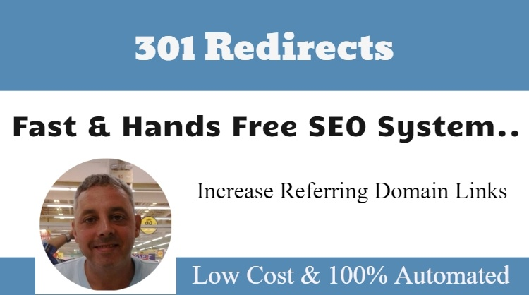Authority 301 Redirects & Social Ranking System