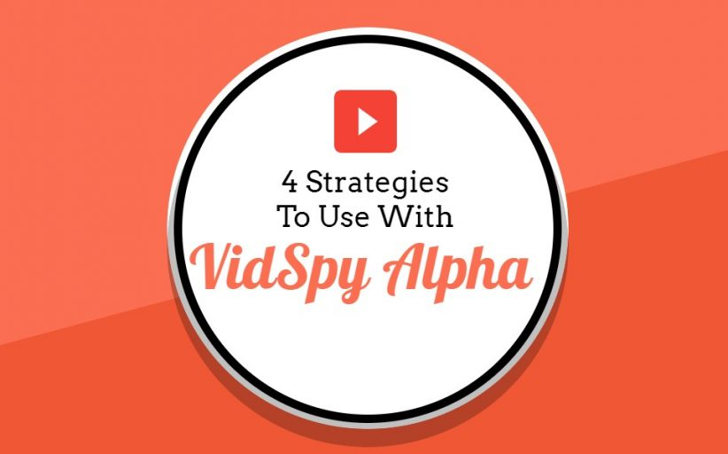 4 Easy SEO Strategies To Use With VidSpy Alpha