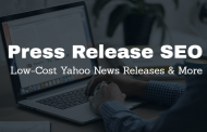 Press Release SEO ( Low Cost Yahoo News Releases & More)