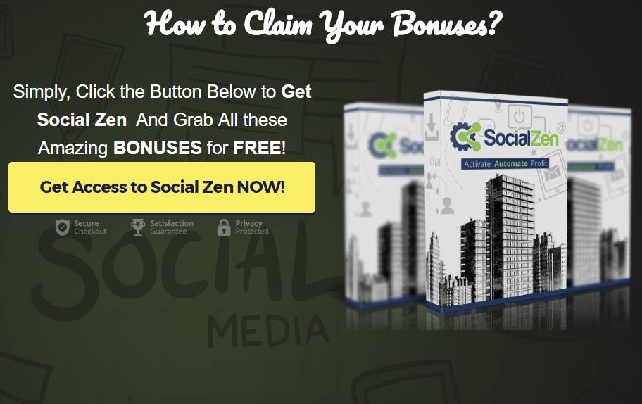 Social Zen Review, Demo, Thoughts & Bonuses… 12
