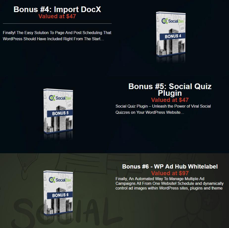 Social Zen Review, Demo, Thoughts & Bonuses… 9