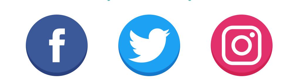 facebook twitter instagram social media account management