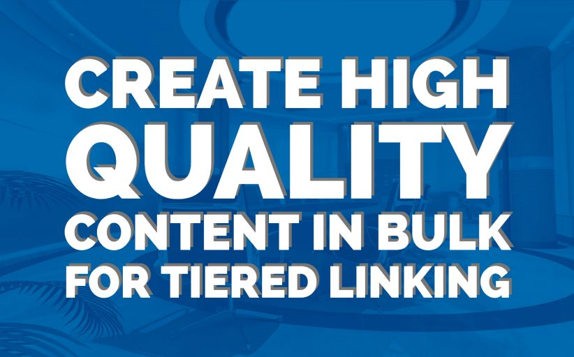 The Perfect Content System For Curated Bulk Content In 3 Easy Steps (SEE BONUSES)