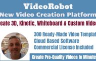 VideoRobot Review: Animation Video Maker & Editing Software