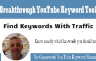 Breakthrough YouTube Search Volume Software
