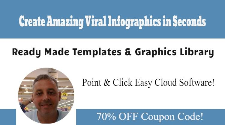 Create Awesome Looking Viral Infographics (Point & Click Simple!)