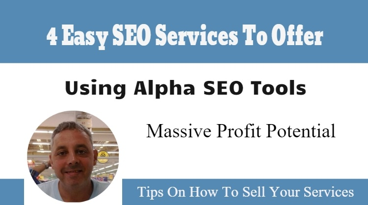 Fast SEO Services You Can Do Using Alpha SEO Tools