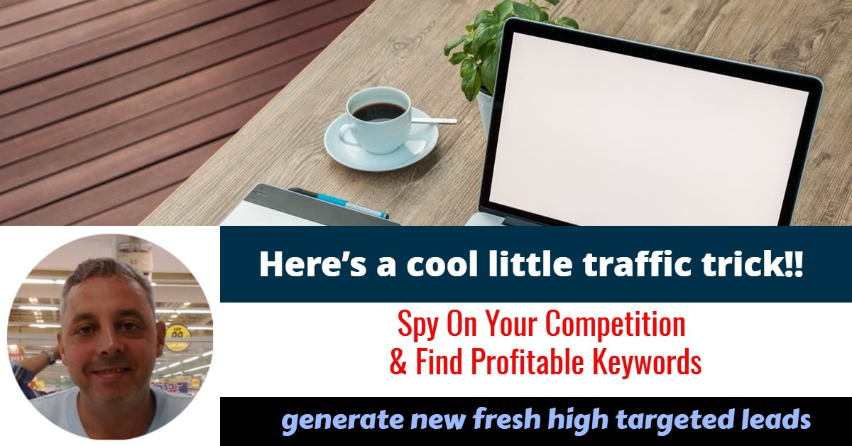 Cool Targeted Traffic Trick That Anyone Can Do Today!