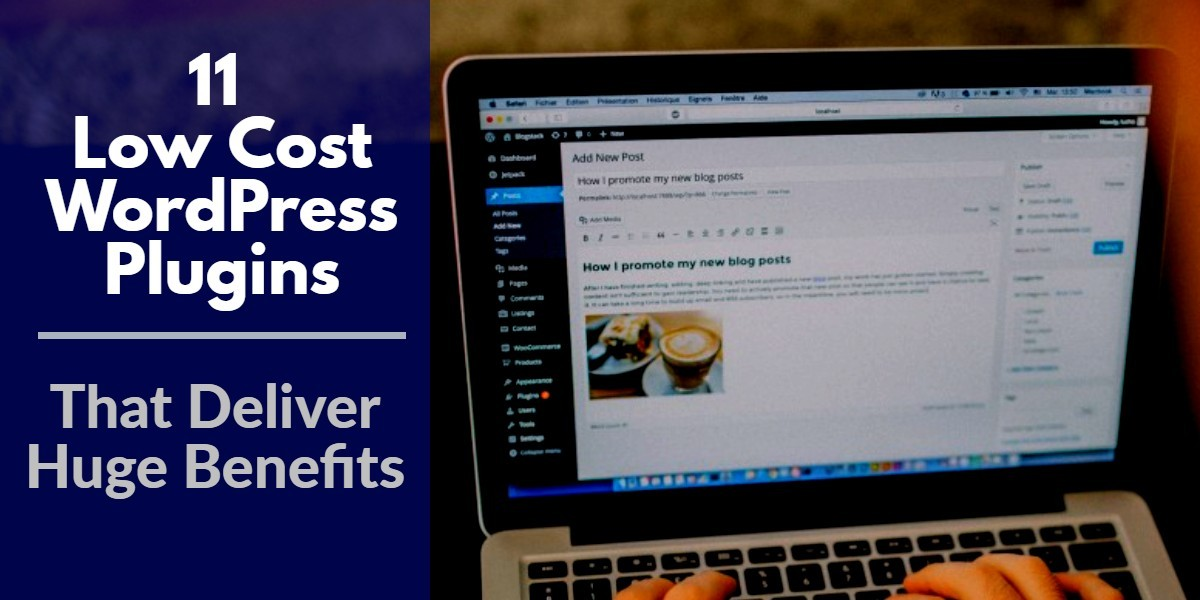 11 Low Cost WordPress Plugins That Deliver Huge Benefits