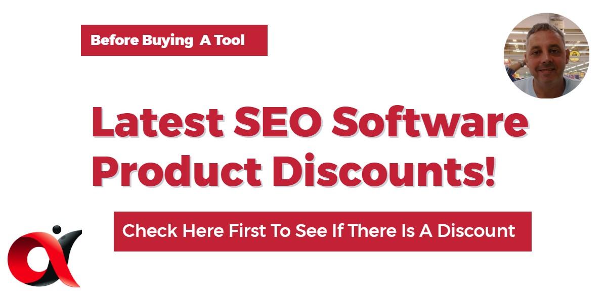 Alpha SEO Software Discounts