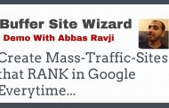 Buffer Sites Wizard Review and Case Study
