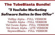 TubeBlasta Membership - 5 Video Marketing Software Suites?