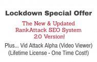RankAttack SEO 2.0 (Lockdown Special Offer)